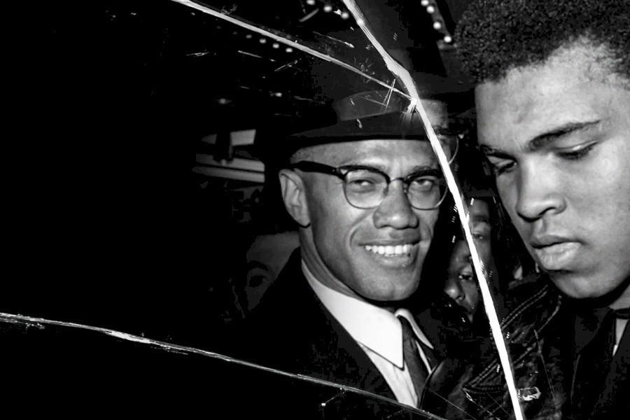 Blood Brothers: Malcolm X & Muhammad Ali image