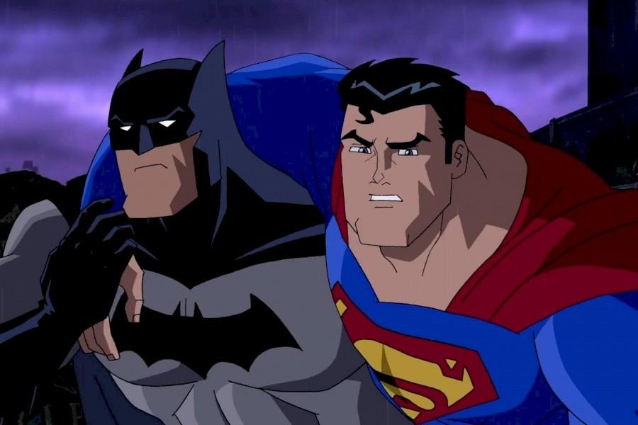 DCU: Superman/Batman: Public Enemies image