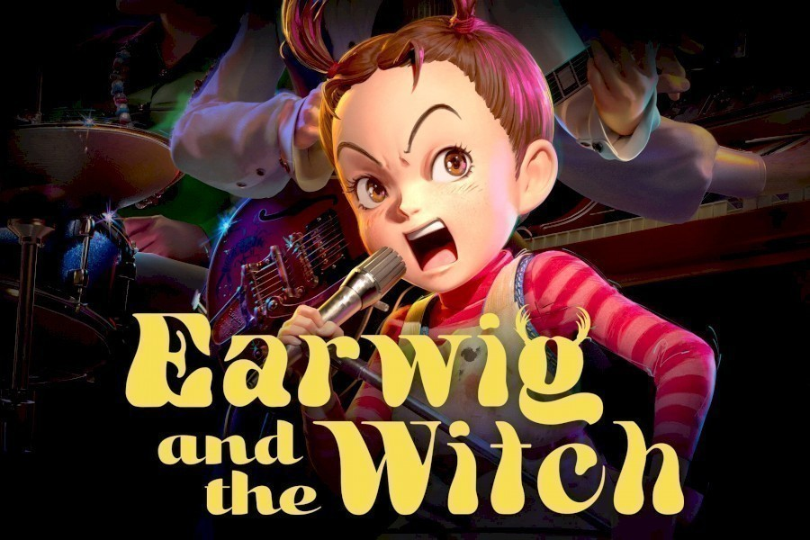 Earwig and the Witch image
