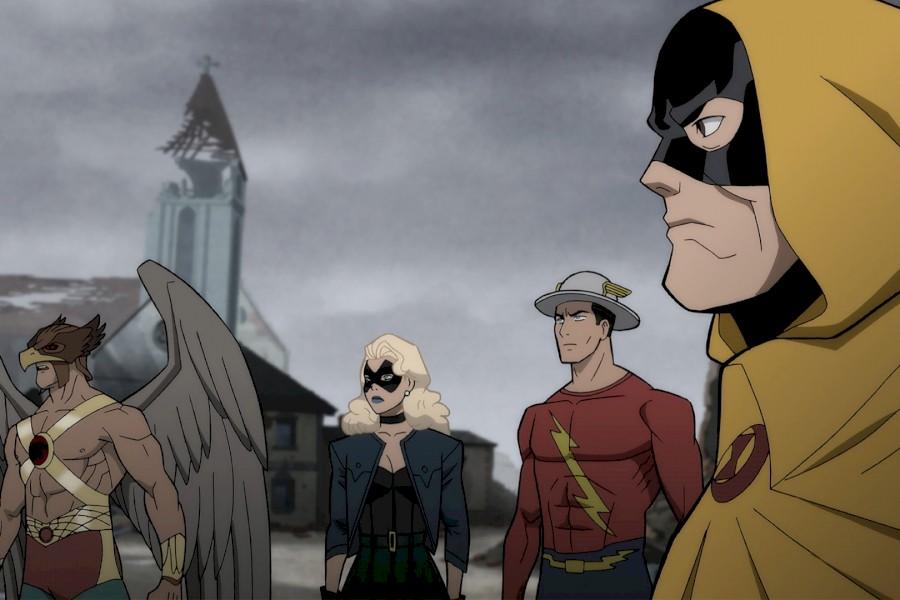 Justice Society: World War II image