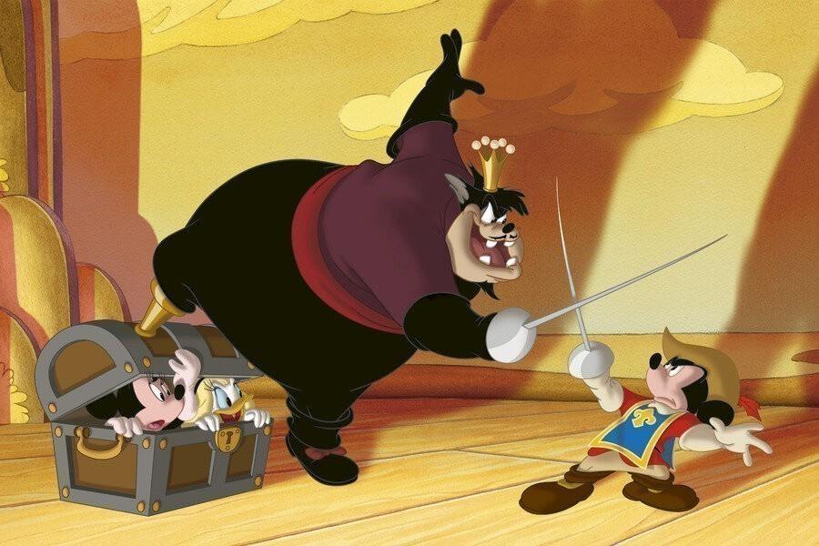 Mickey, Donald en Goofy: De Drie Musketiers image