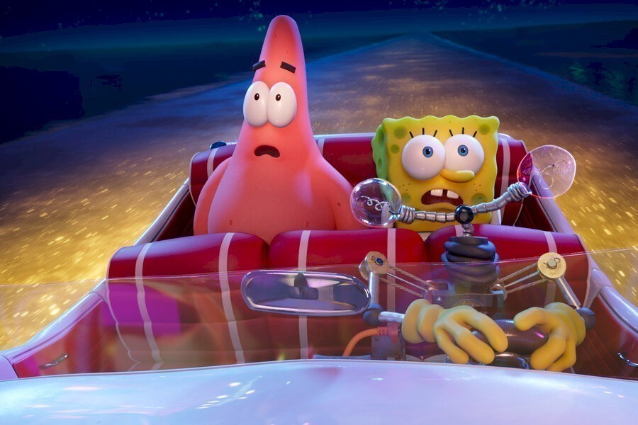 The SpongeBob Movie: Sponge on the Run image