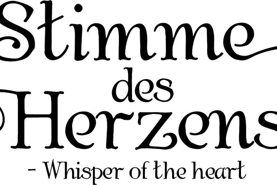 Whisper of the Heart image