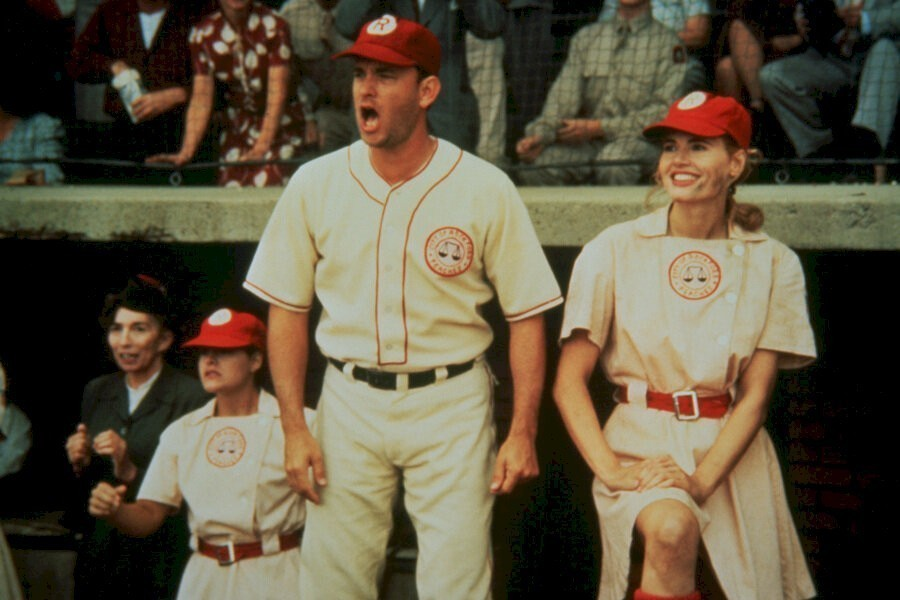 A League of Their Own image