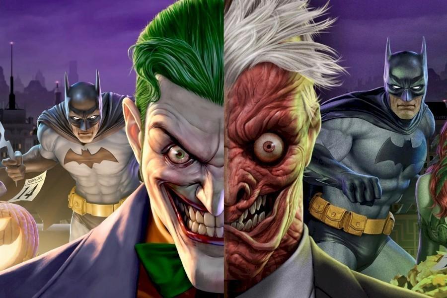 Batman: The Long Halloween: Part 2 image