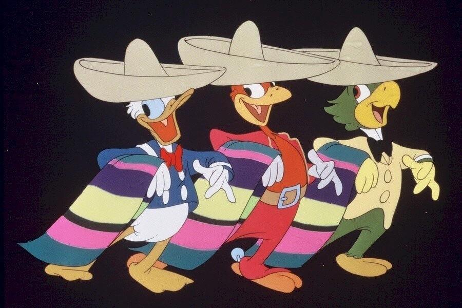 De Drie Caballero's image