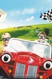 Fergie de Kleine Tractor: Vol Gas