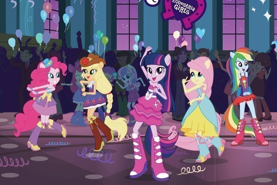 My Little Pony Equestria Girls: Rollercoaster of Friendship image