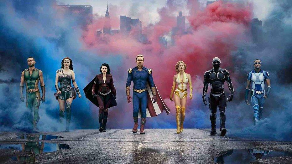 De populairste series van 2020 volgens de IMDb zijn...