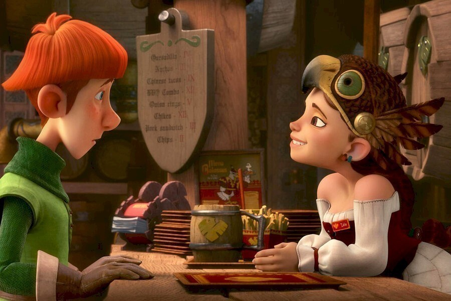 Jasper & Julia en de Dappere Ridders image