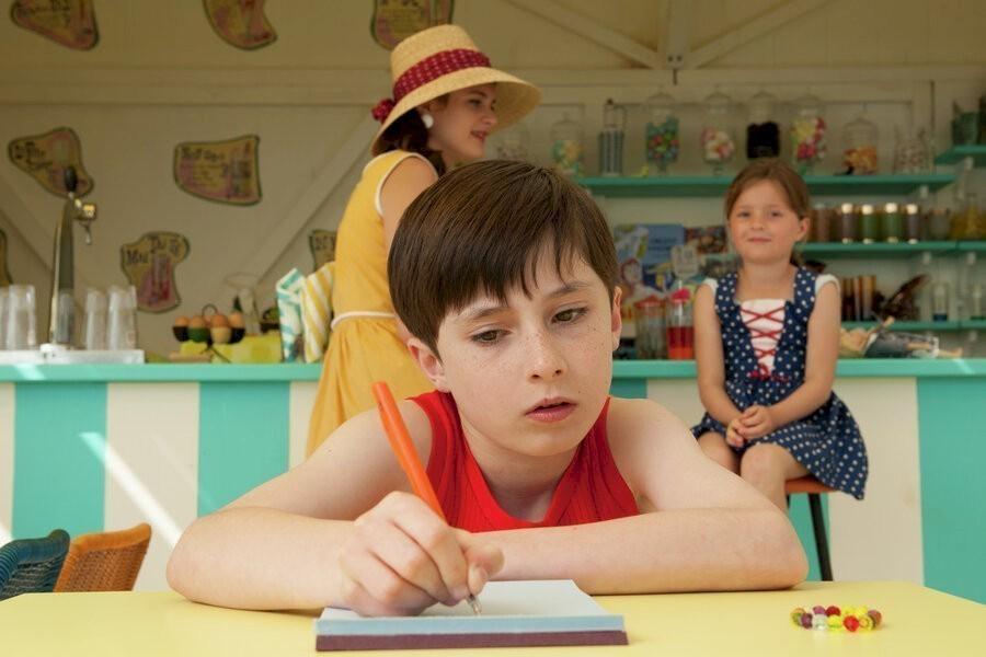 Kleine Nicolas gaat op vakantie image