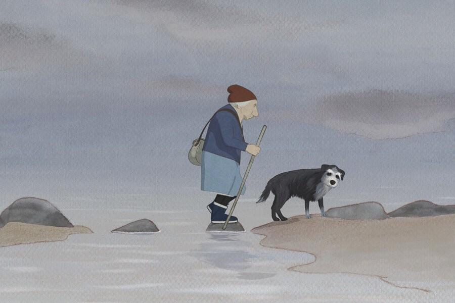 Louise en hiver image