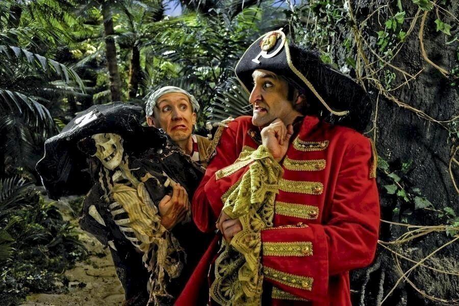 Piet Piraat en het zwaard van Zilvertand image