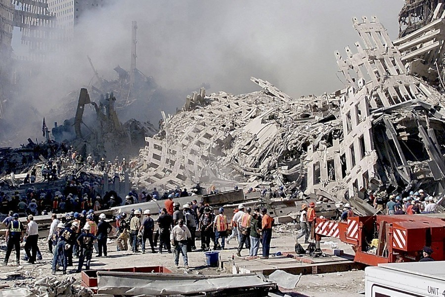 Turning Point: 9/11 and the War on Terror image