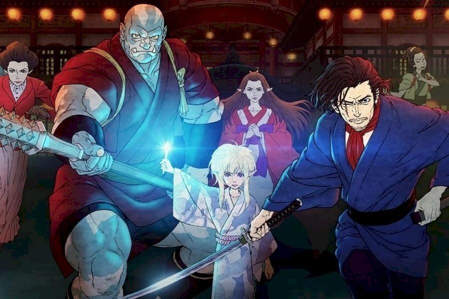Bright: Samurai Soul image
