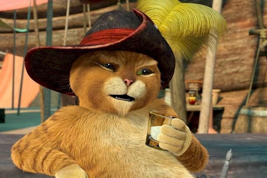 De Gelaarsde Kat image
