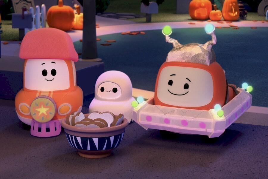 Halloween met toet toet Cory Carson image