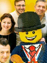 De Unieke Wereld Van LEGO Met Kerst