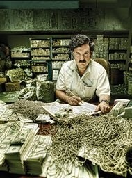 Pablo Escobar, the Drug Lord