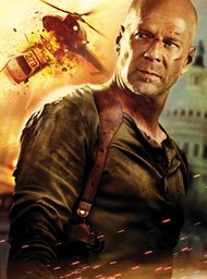Alle Die Hard-films met Bruce Willis