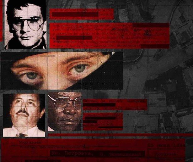 Wie zijn de 5 voortvluchtigen in World's Most Wanted op Netflix?