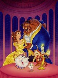 Belle en het Beest (1991)