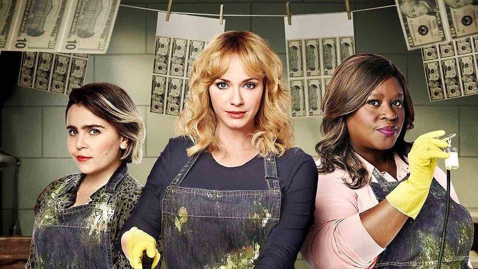 Derde seizoen Good Girls vanaf 26 juli op Netflix