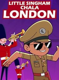 Little Singham in London