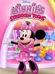 Minnie's strikken toons