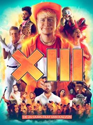 XIII: De 24-uurs film van Kalvijn