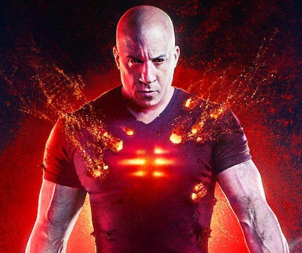 Bioscoopfilm Bloodshot met Vin Diesel binnenkort op Netflix