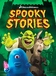 DreamWorks: Spookverhalen