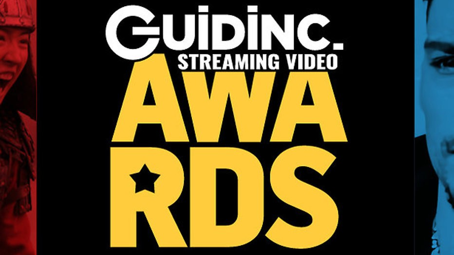 Guidinc streaming video awards