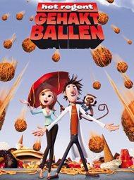 Het Regent Gehaktballen: Film