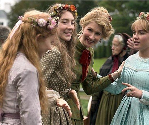 Nieuwe Little Women vanaf zondag op Netflix