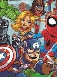 Marvel superheld avonturen