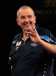 Phil Taylor: De legende