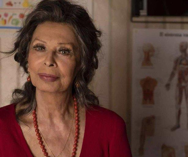 La Vita davanti a sé met Sophia Loren binnenkort op Netflix