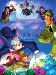 Tom en Jerry en Sherlock Holmes
