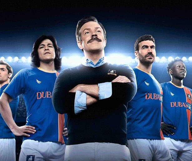 Comedyserie Ted Lasso verlengd met derde seizoen