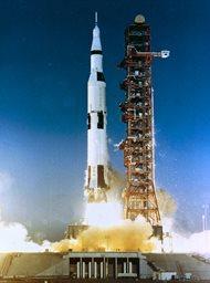 De indrukwekkende ontwikkeling van de ruimtevaart