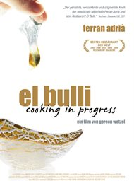 El Bulli - Cooking in progress
