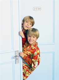 Het hotelleven van Zack & Cody