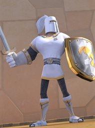 Mijn ridder en ik