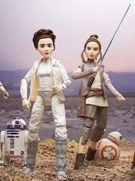 Star Wars Forces of Destiny