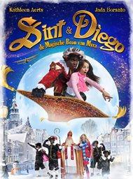 Sint & Diego: De Magische Bron van Myra