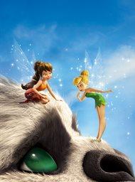 Tinker Bell en de legende van het nooitgedachtbeest
