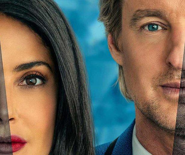 Binnenkort te zien: Owen Wilson en Salma Hayek in het sf-drama Bliss