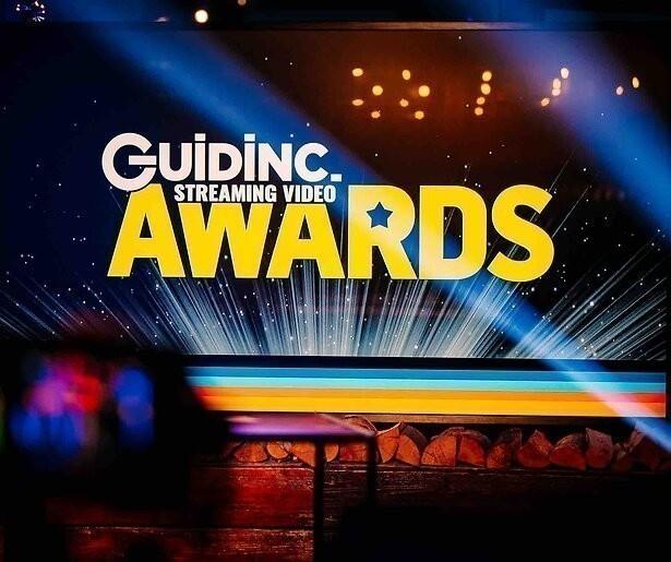Alle winnaars van de Guidinc. Streaming Video Awards 2020