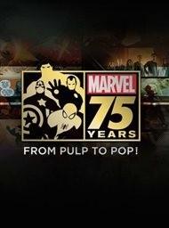 Marvel 75 jaar: van pulp tot pop!